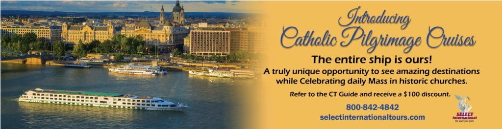 Catholic Pilgrimage Cruises