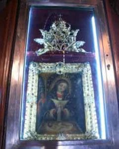 Image of Our Lady of Altagracia