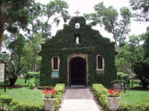 The Chapel at the Shrine of Our Lady of La Leche