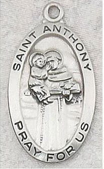 Saint Anthony Medal