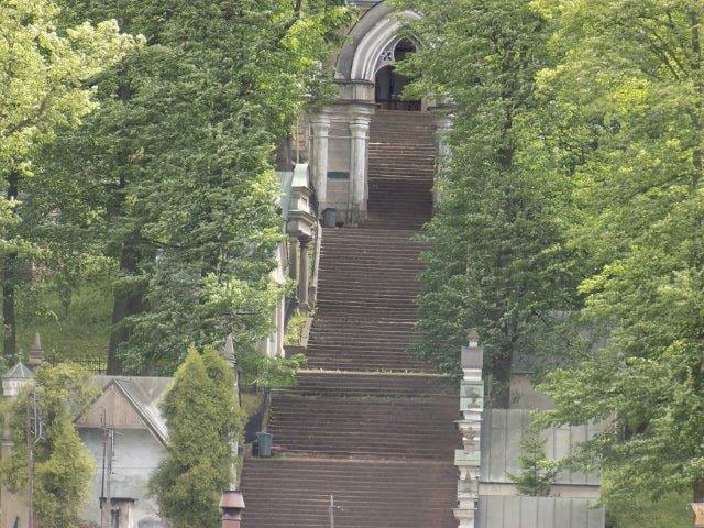Some really steep climbs at some of the stations
