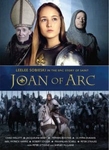 Video of the story of Joan of Arc