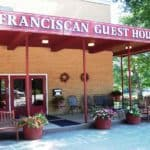 The Franciscan guest house in Kenebunkport