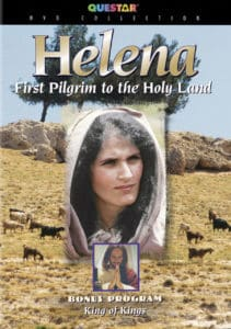 Follow Saint Helena in the Holy Land