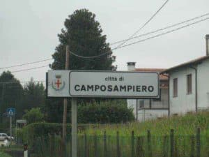Arrival in Camposampiero to visit the Anthonian Shrines