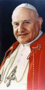 Image of Pope John Paul XXIII
