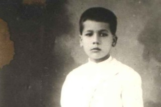 Photo of young Saint Jose Sanchez del Rio