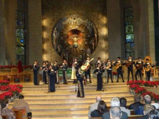 Mariachi Mass at the Basilica of San Juan del Valle