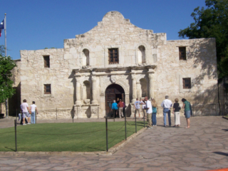 The Alamo is the most-recognized of the Spanish Missions in San Antonio