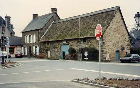 The Barn in Pontmain