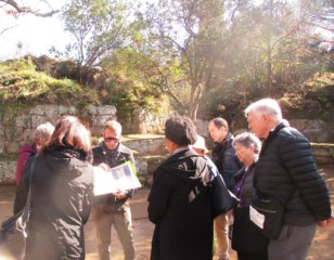 Walking tours of Rome offered by St. Patricks, the American Parish in Rome