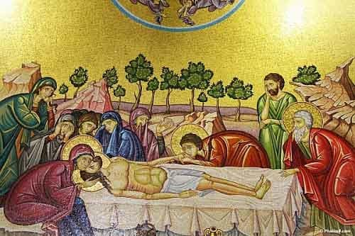 Church of the Holy Sepulchre in Jerusalem, Jerusalem: the Church of the Holy Sepulchre