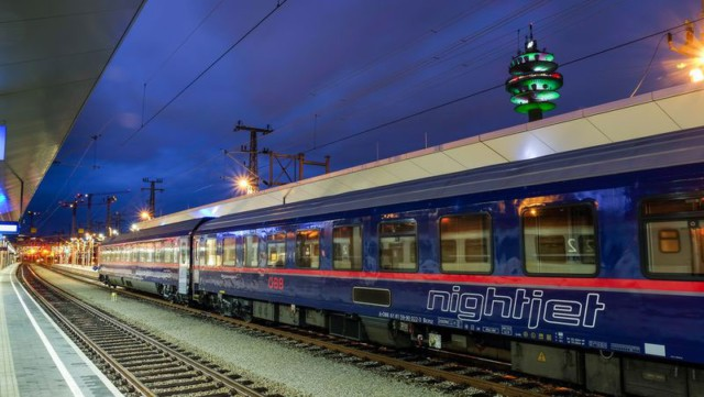 , Save Money & Time with Nightjet overnight trains