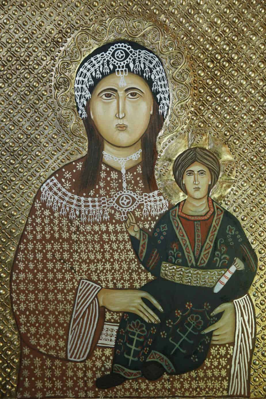 About Our Lady Of Aradin, Mother Of The Persecuted Church: