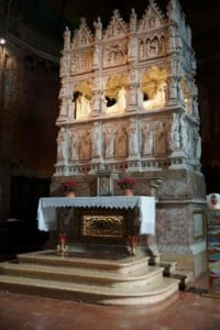 Tomb of St Augustine of Hippo