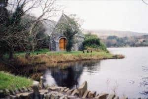 St Finnbarr's Monastery at Goughane Barra