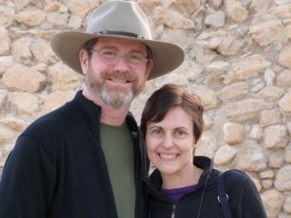 Jeff & Emily Cavins group leaders for Select International Tours