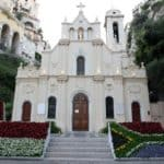 Saint Devote Chapel in Monaco