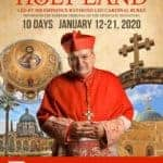 , Special Pilgrimage for Priests to the Holy Land Led by His Eminence Raymond Leo Cardinal Burke