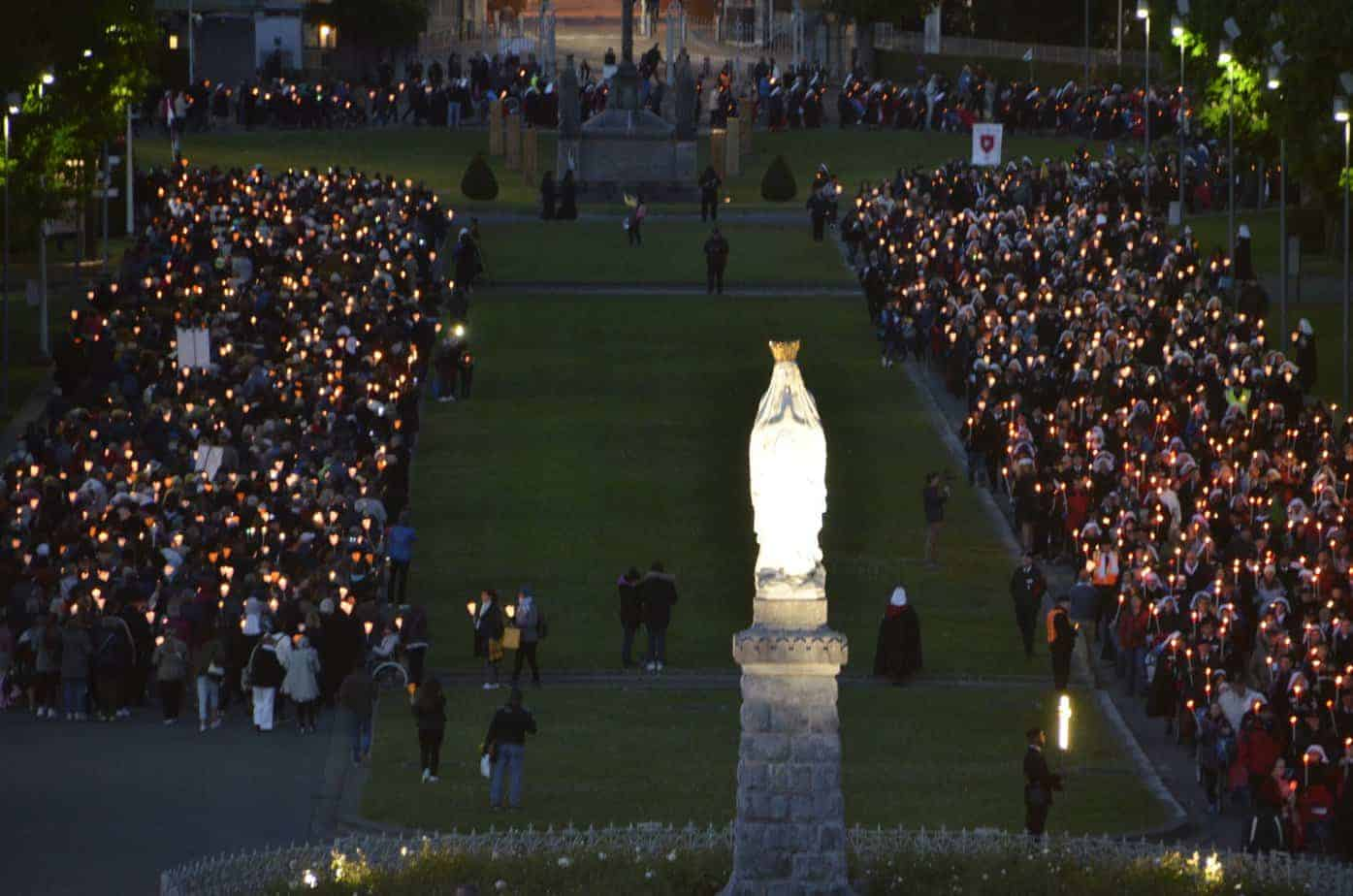 , Lourdes, France: Our Lady of Lourdes, Site of Healing and Hope