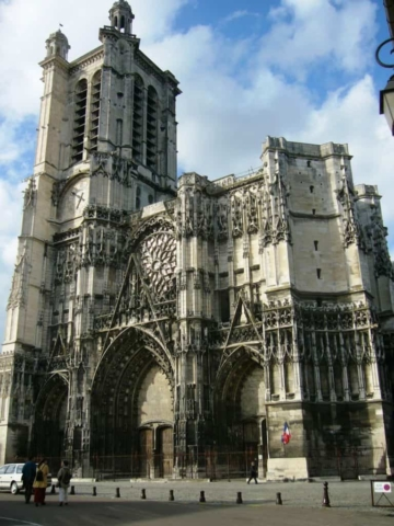 Cathedral of Troyes