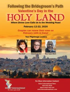 Holy Land Pilgrimage with Rose Sweet & Fr. Eugene Morris