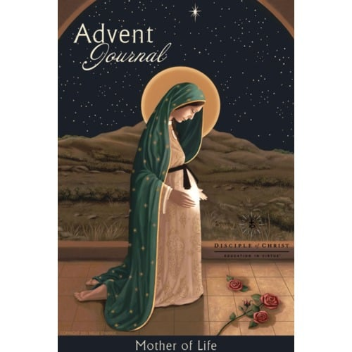 Advent Journal - Mother of Life