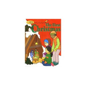 First Christmas Coloring and Activity Book by Virginia Helen Richards, FSP and D. Thomas Halpin, FSP