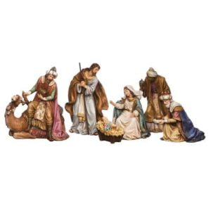 Holy Family & Three Kings Nativity