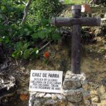 The Cross of Para in Cuba, , planted bu Christopher Columbusby Christopher Com