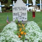 Grave of Sister Adele Brise