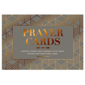 Boxed Prayer Cards