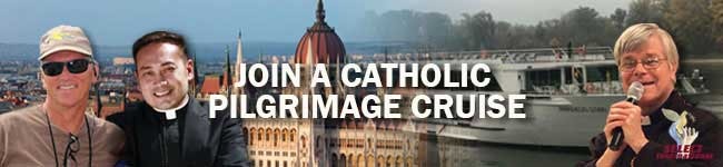 Join a Catholic Pilgrimage cruise with Select International