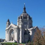 Cathedral of St. Paul in St. Paul, Minnesota