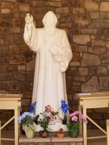 Shrine of St. Charbel in Phoenix Arizona