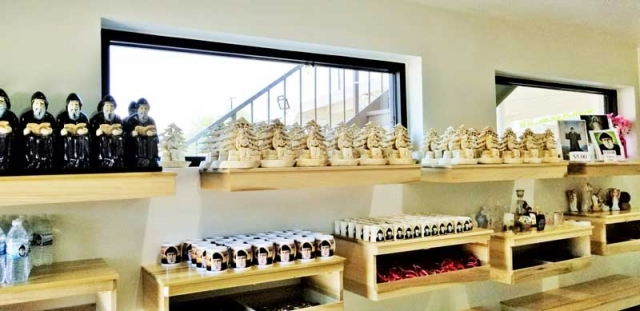 Gift Shop at Saint Charbel Shrine in Phoenix, Arizona