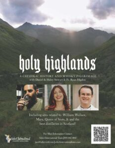 Holy Higlands tour with Select International