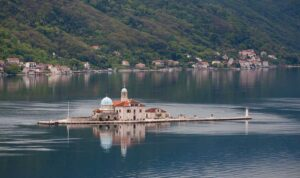 Our Lady of the Rocks Monastery in Montenegro